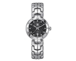 Tag Heuer Link Diamond Black Dial Ladies Watch W..