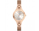 Emporio Armani - AR7400 - Ladies Rose Gold Steel..