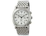 Armani AR0315 - Mens Stainless Steel Chronograph..