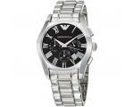 Armani AR0673 - Mens Stainless Steel Chronograph..