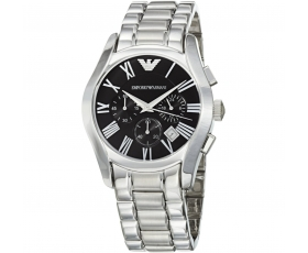 Armani AR0673 - Mens Stainless Steel Chronograph Designer Watch