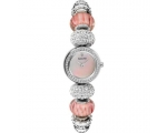 Accurist Watches LB1602P Ladies Charmed Silver W..