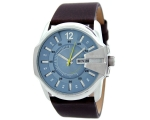 Diesel DZ1399 Analog Blue Dial Brown Leather Ban..