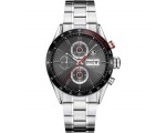 Tag Heuer Automatic Chronograph Steel Mens Watch..