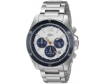Lacoste Seattle Chronograph Stainless Steel Brac..