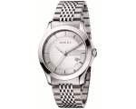 G Timeless YA126401 Men's Stainless Steel Bracel..