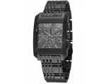 Burberry BU1563 Grey Chronograph Dial Black Brac..