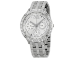 Armani Exchange Multi-Function White Dial Steel ..