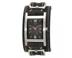 Guess 75540G1 Brown Leather Strap Men's Quartz W..