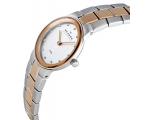 Skagen Denmark Womens Watch Silver & Rose Gold L..