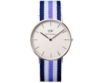 Daniel Wellington DW00100054 Women's Silver case..