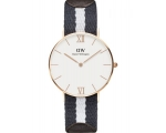 Daniel Wellington DW00100043 Women's Nylon Band ..