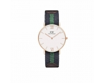 Daniel Wellington DW00100044 Women's Nylon Band ..