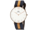 Daniel Wellington DW00100045 Multi-color Nylon B..