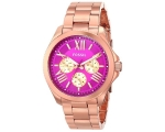 Fossil AM4549 Women's Gold Stainless-Steel Analo..