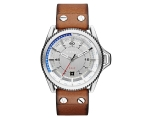 Diesel DZ1715 Rollcage Exposed Silver Dial Men's..
