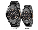 Armani His & Hers AR1410 and AR1411 Watches