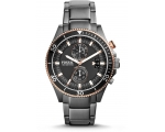 Fossil CH2948 Wakefield Black Dial Smoke Ion-pla..