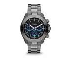 Fossil CH2869 Retro Traveler Black Dial Smoke Io..