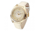 Coach 14501364 Luxury Rhinestone Ladies Watch
