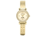Coach 14502202 Madison Gold Dial Ladies Watch