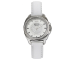 Coach 14501304 Boyfriend Crystal White Ladies Wa..