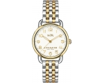 Coach 14502243 Delancey Two-tone Stainless Steel..