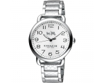 Coach 14502495 Delancey Silver Dial Ladies Watch