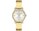 Coach 14502354 Delancey Gold Steel Glitz Ladies ..