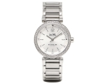Coach 14502194 Sports Stainless Steel Crystal La..