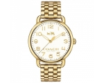 Coach 14502261 Delancey Bracelet All Gold Ladies..
