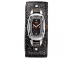 Hugo Boss 1502134 Black Leather Strap Machine Cu..