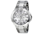 Guess I90199G1 Analog Silver Dial Men's Watch