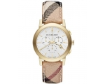 Burberry BU9752 the City Chronograph Haymarket C..