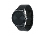 Movado 3600261 Bold Black Ion Stainless Steel Br..