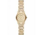 Burberry BU9234 The City Women's Swiss Gold Ion-..