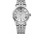 Hugo Boss 1512427 Silver Elegant Mens Watch