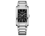 Hugo Boss 1512617 Gents Black Face Stainless Ste..