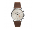 Fossil FTW1150 Commuter Leather Strap Hybrid Sma..