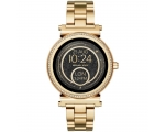 Michael Kors MKT5021 Sofie Gold tone Touch scree..