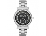 Michael Kors MKT5020 Sofie Silver tone Touch scr..