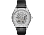 Emporio Armani AR60003 Men's Black Leather Watch