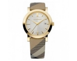 Burberry BU1763 Heritage Gold-Plated Ladies Watch