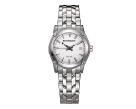 Burberry BU1853 Heritage Silver Stainless Steel ..