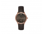Burberry BU10012 Check Stamped Round Dial Men's ..