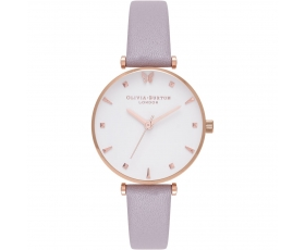 Olivia Burton OB16MB13 Butterfly White Dial Ladies Watch