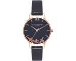 Olivia Burton OB16CH06 Busy Bees Rose-Gold Plate..