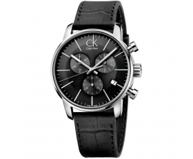 Calvin Klein K2G271C3 City Chronograph Mens Watch