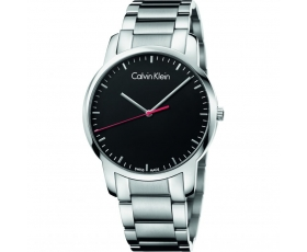 Calvin Klein K2G2G141 City Polished Mens Watch