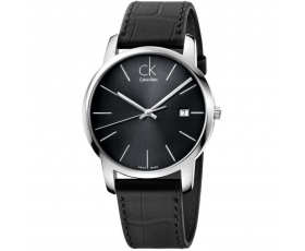 Calvin Klein K2G2G1C3 City Date Mens Watch